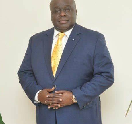 Kofi Adomakoh Leads GCB Bank